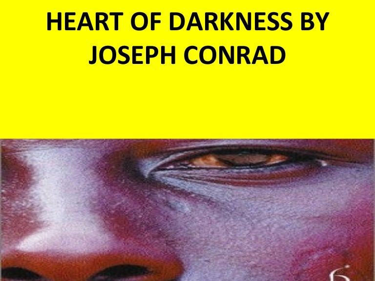 elements of darkness and light in the heart of darkness special