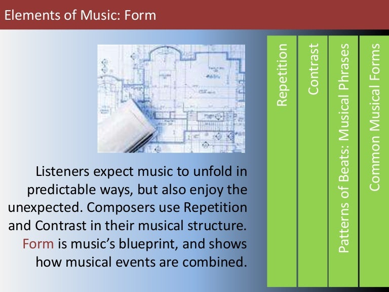 Elements of music form malvernweather Images