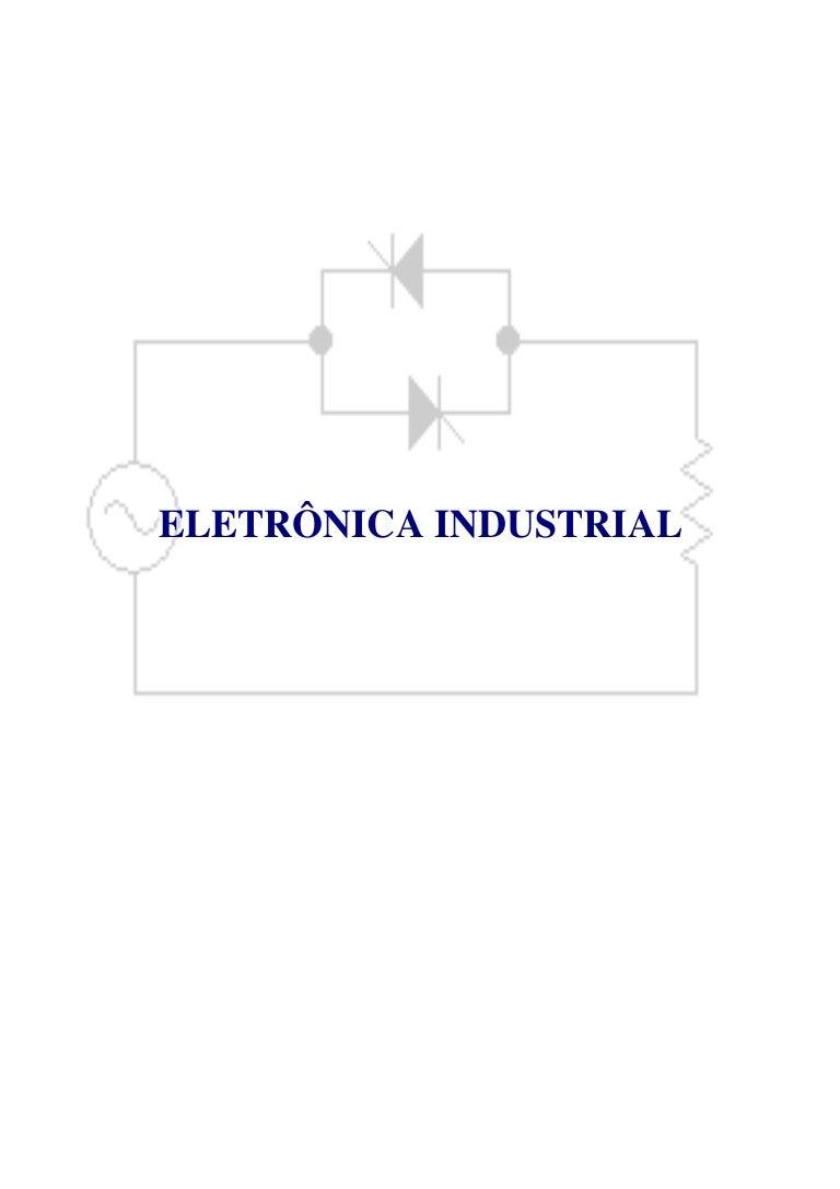 Eletrnica De Potncia Circuitos Eletrnicos Diversos Substituindo Scr Por Transistores