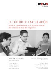 El futuro de la Educación: 10 tendencias para las Business School