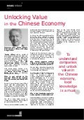 Unlocking Value in the Chinese Economy
