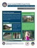 Cook County/Elk Grove Park District EECBG Project Profile