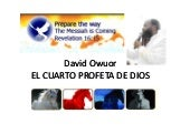 El cuarto profeta