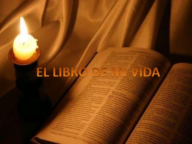 El libro de mi vida
