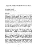 El papel de las ong de derechos humanos en el perú