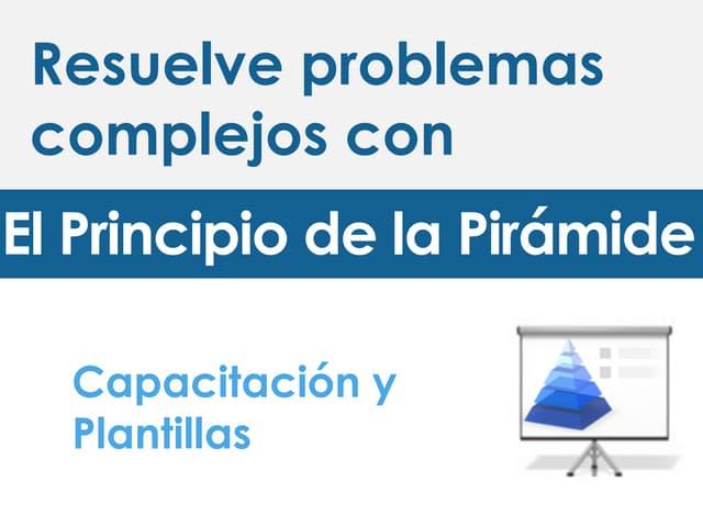 El Principio de la Pirámide