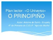 El principito. power point 4ºa