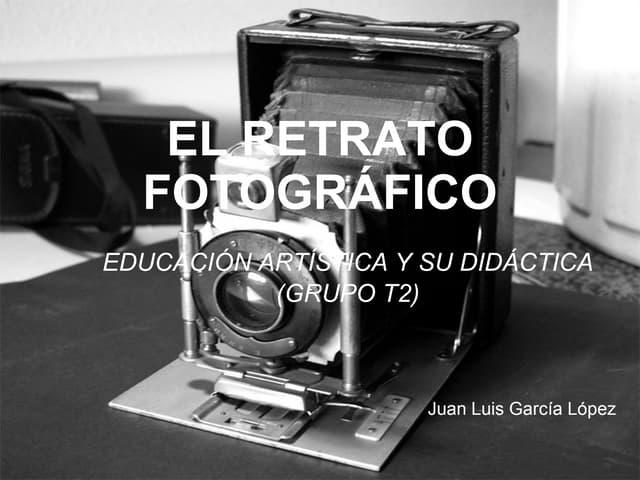 El retrato fotográfico!!!!!!!!!
