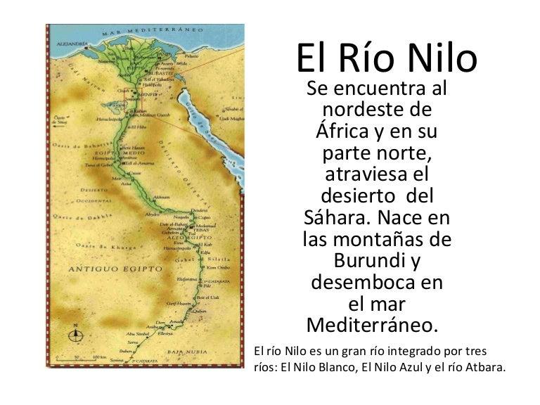 El Río Nilo 2