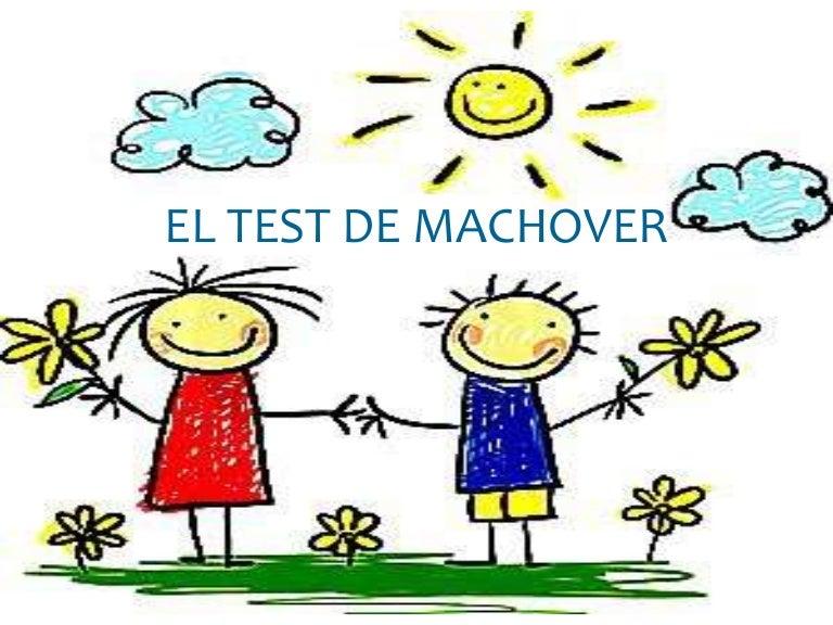 El test de machover