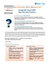 SAP R3 Value Add Optimization
