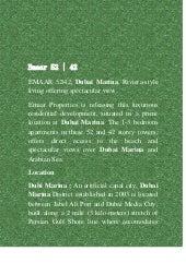Emaar 52 42 apartments for sale in dubai marina-propjunction+971 55 2040 369