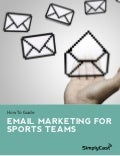 Email Marketing For Sports Teams