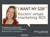 KCIABC BCS 2014: Email Marketing ROI - Let It Rock!