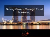 Driving Growth Through Email Marketing