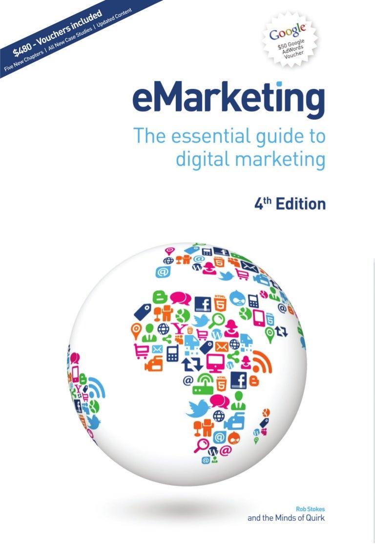 E marketing the essential guidetodigital marketing fandeluxe Images