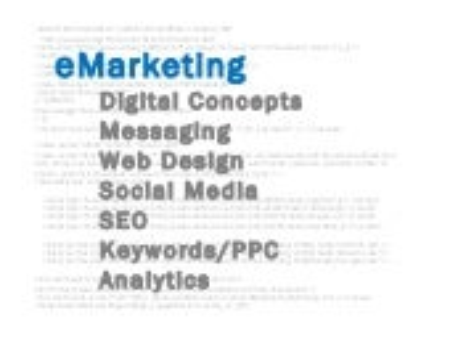 E marketing webdesign  seo socialmedia