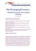 Emerging Economy August 2009 Indicus Analytics
