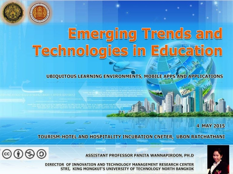 Trends In Education 2020.Emerging Trends And Technologies In Education