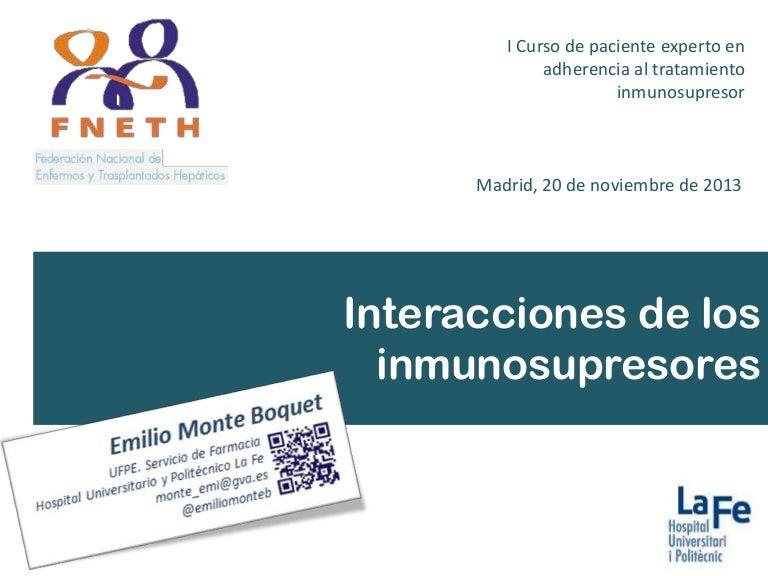 síntomas de inmunosupresión de diabetes