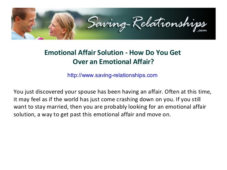 How to get over emotional cheating