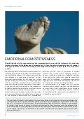 Emotional competitiveness