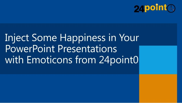 Emoticons Powerpoint Presentations