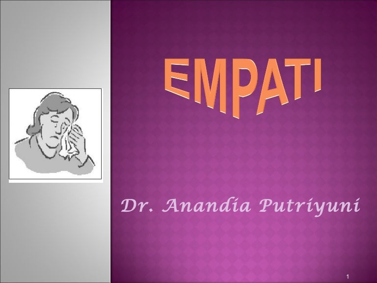 Empati 2 Modul Empati Dan Motivasi