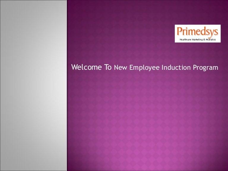 employee induction[1], Presentation templates