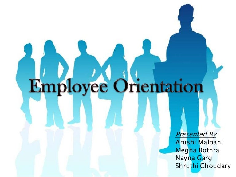 new employee orientation powerpoint template