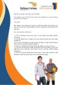 Employees' health and safety responsibilities by Apprenticeship Recruitment, Birmingham