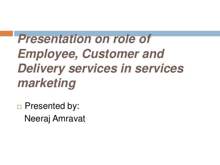 essay on services marketing Services marketing essay sample recent years, employee empowerment becomes one of the most popular strategies used in service marketing people's ability to communicate, and their commitment and contribution to the achievement of a common purpose are necessary for the existence of healthy.