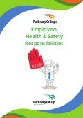 Employers Health & Safety Responsibilities