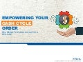 Power Your Order to Cash Cycle
