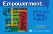 Empowerment: What does it mean to you?