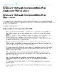Empower Network Compensation Plan Explained PDF