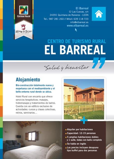 Empresas Reino de León Calidad Rural. 2012