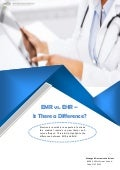 Emr vs. ehr – is there a difference