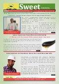 Sweet Newsletter Vol.4. No.4 June 2016 , by Ethiopian Sugar Corporation