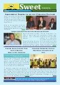 Ethiopian Sugar Corporation Newsletter (Sweet ) - Vol. 5 No. 4 June , 2017