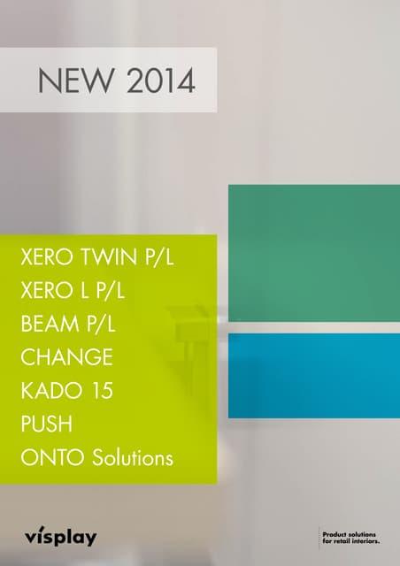 What's New at Visplay 2014