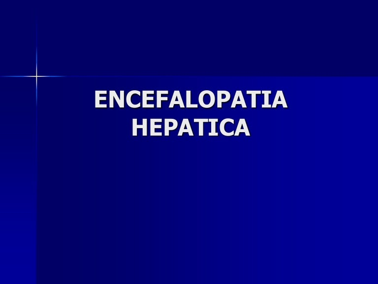 dieta para encefalopatia hepatica pdf