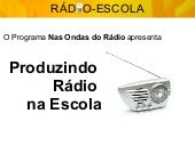 Curso Nas Ondas do Radio - Rádio - Encontro 3 Part 1