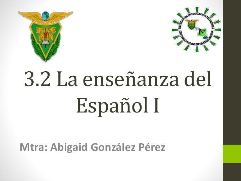 Encuadre 1 ESPAÑOL 3.2 2014