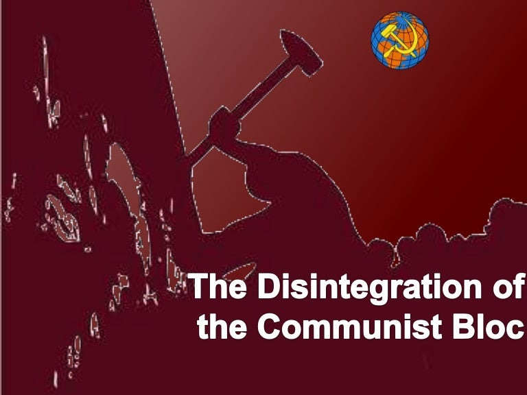 the collapse of the communism 2018-8-31 the collapse of the soviet union after his inauguration in january 1989, george hw bush did not automatically follow the policy of his predecessor, ronald reagan, in dealing with mikhail gorbachev and the soviet union instead, he ordered a strategic policy re-evaluation in order to establish his own plan and methods for dealing with the soviet union and arms control.