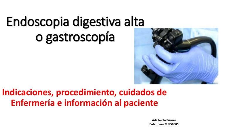 ¿qué diferencia hay entre una gastroscopia y una endoscopia
