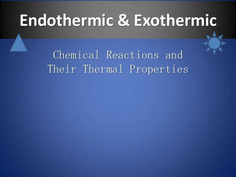 an essay on chemical reaction Chemistry is the branch of science that deals with the identification of the substances of which matter is composed the investigation of their properties and the ways in which they interact, combine 3 the basic knowledge of chemistry is essential for all you need to understand certain chemical reactions.
