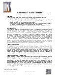 Energy Consulting SDVOSB Capability Statement Corporate