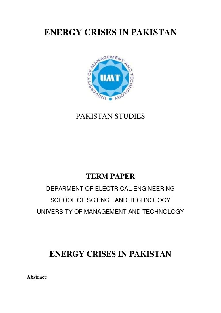 essay energy crisis solution to the world energy crisis pak  energy crises in