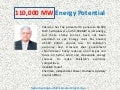 Energy Potential of Pakistan